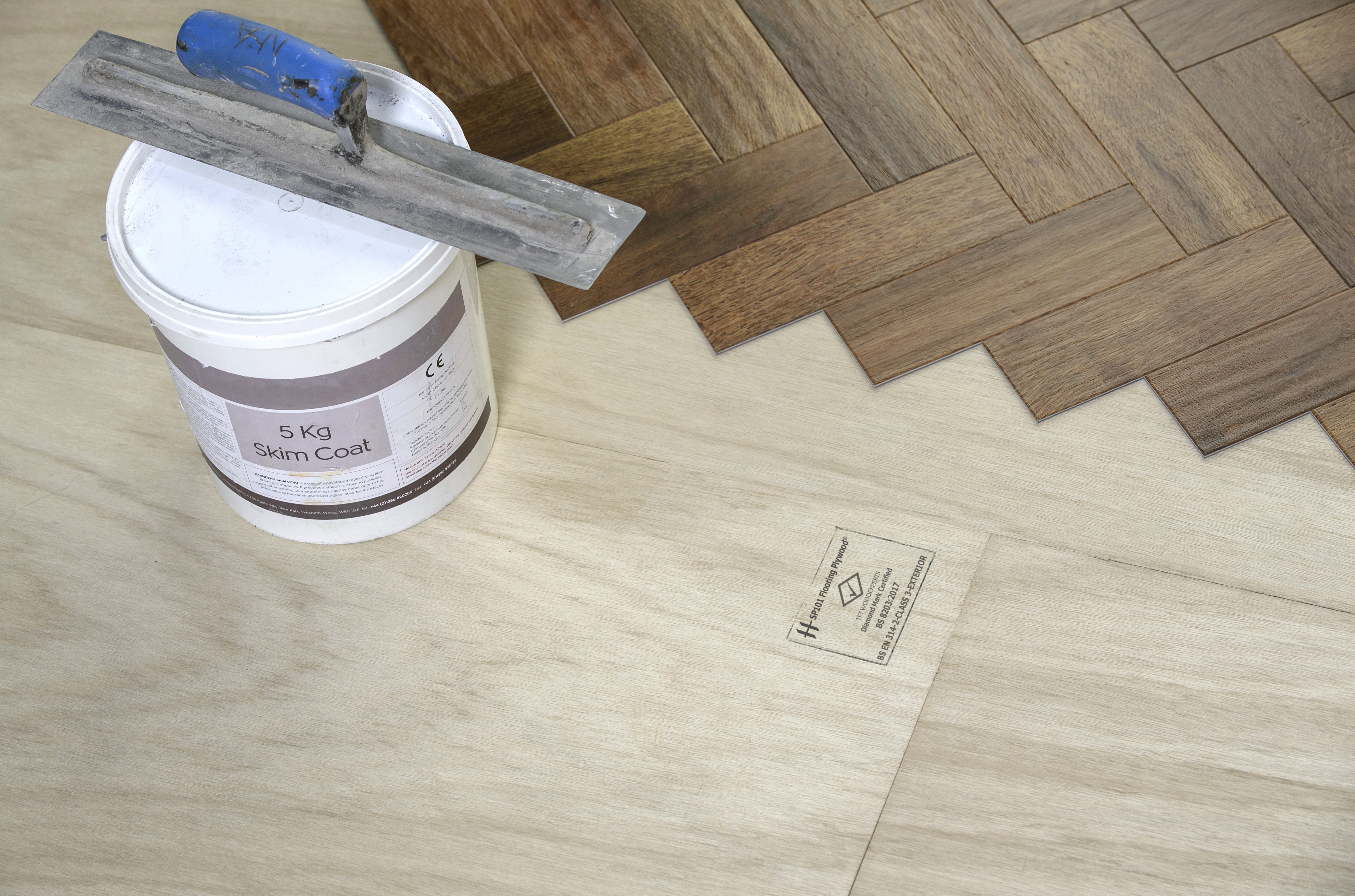 How to Install SP 101 Plywood Underlay | Hanson Plywood