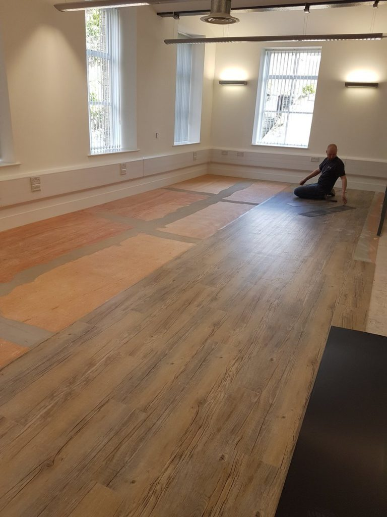 SP101 Flooring Plywood
